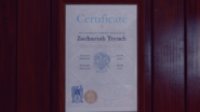 TrenchCertificate