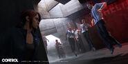 Control - Hiss Agent Concept Art 1