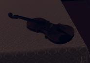 Dead In Its Tracks violin