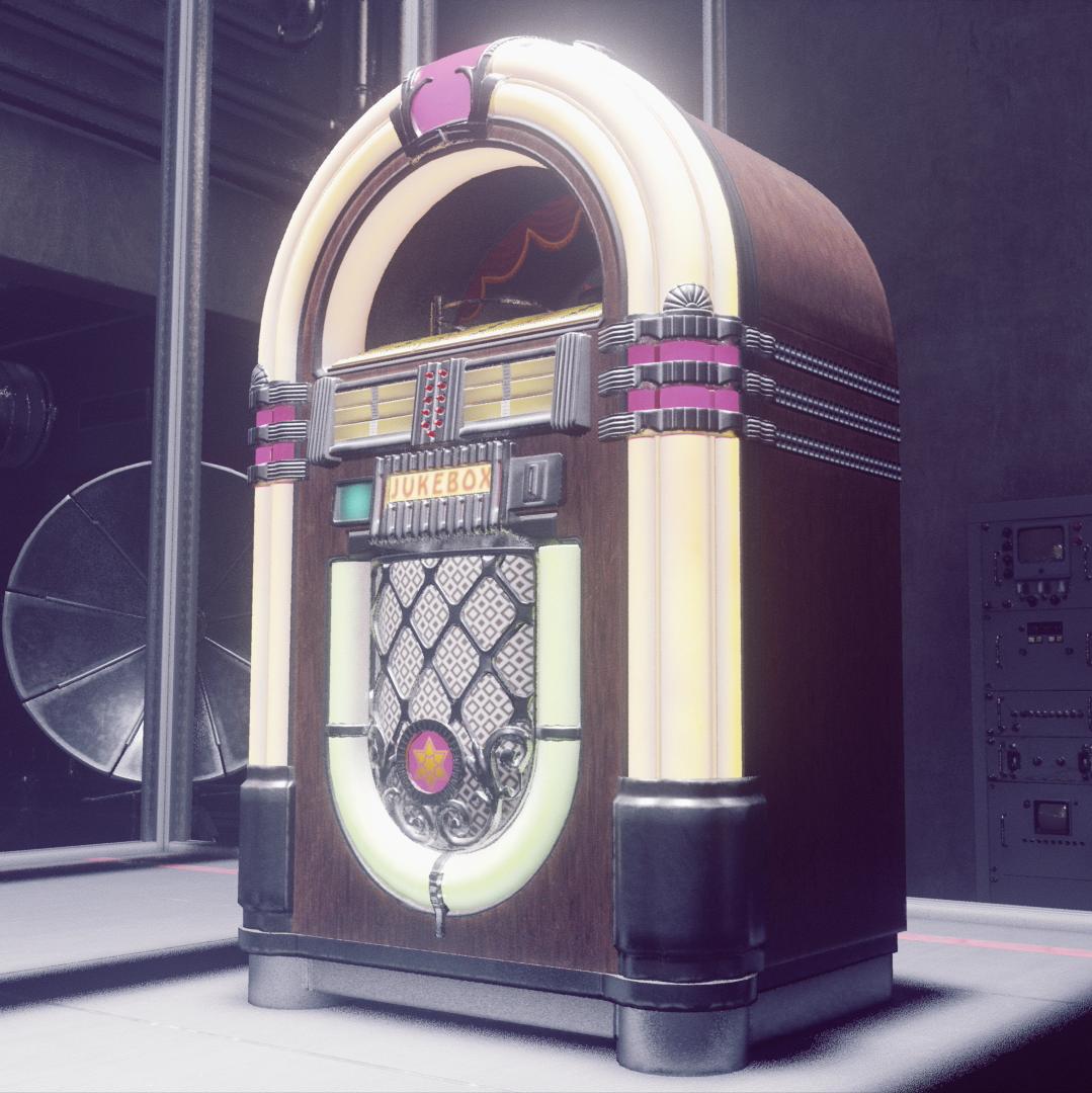 Songmaster Jukebox | Control Wiki