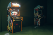 Arcade Cabinets one on