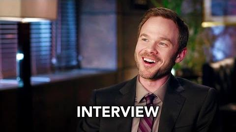 """Conviction (ABC) """"Shawn Ashmore"""" Interview HD"""