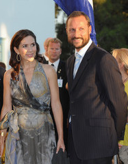 Princess Melina and Haakon