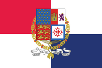 Variant flag of Heigard