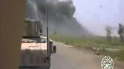 The Taliban camps bombed the UFO 08.05