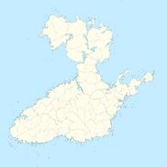 4 Mapa dos Distritos NUTS 3