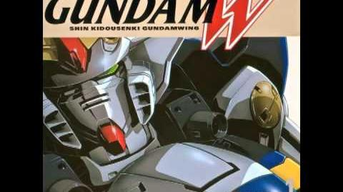 Gundam Wing OST 1 01 The Wings of a Boy Who Killed Adolescence