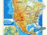 Мир без Северной Америки (таймлайн)