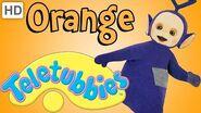 Teletubbies Colours Orange - HD Video