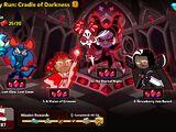 Story Run/Cradle of Darkness