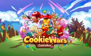 CookieWars splash screen (CBT)
