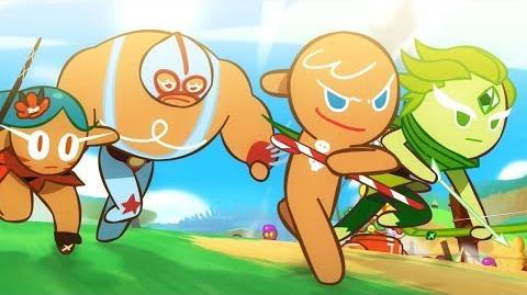 Cookie Wars - The crunchiest battlefield yet!