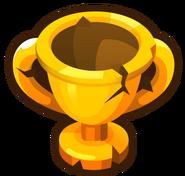 Trophy Cracked