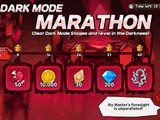 Dark Mode Marathon
