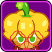 Bell Pepper Cookie Icon