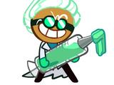 Dr. Wasabi Cookie (OvenBreak)