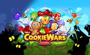 CookieWars splash screen