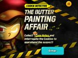 Cookie Detective: The Butter Painting Affair