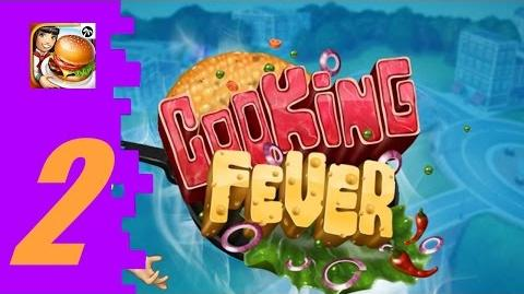 Cooking Fever (Part 2) Fast Food Court Levels 6-10