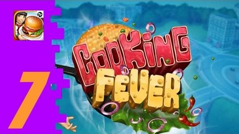 Cooking Fever (Part 7) Fast Food Court Levels 31-35