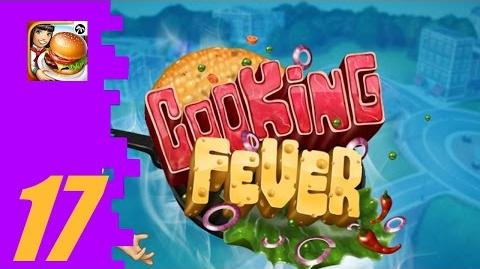 Cooking Fever (Part 17) Chinese Restaurant Levels 1-5
