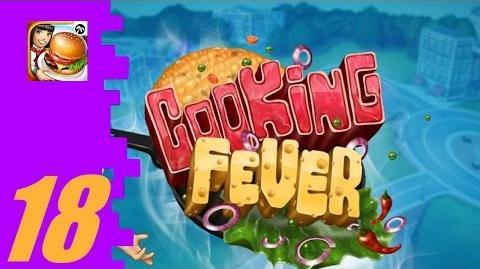 Cooking Fever (Part 18) Chinese Restaurant Levels 6-10
