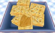 Cracker Sandwiches