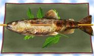 Salt Broiled Masu Salmon