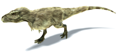 New tyrannosaurus test render project mesozoica by sketchy raptor-d6wv444.png