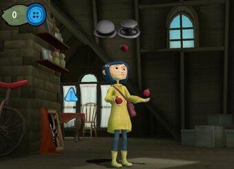 Coraline Video Game Coraline Wiki Fandom