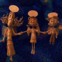 The Three Ghost Children Coraline Wiki Fandom