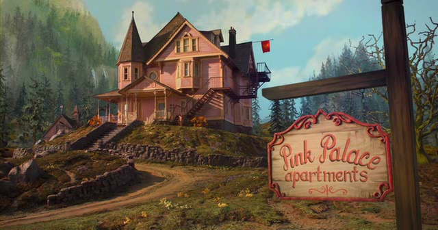 The Pink Palace Apartments Coraline Wiki Fandom
