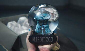 Detroit Zoo Snow Globe Coraline Wiki Fandom