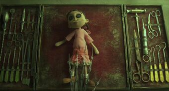 The Doll Coraline Wiki Fandom