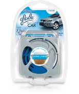 Clean linen decor scents car
