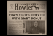 Howler dirty ho