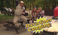 S04E18-Davis goes camping