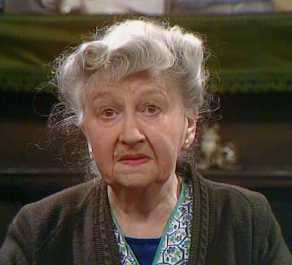 Minnie Caldwell
