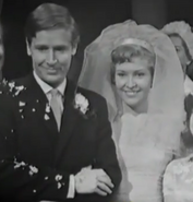Ken and valerie wedding 1962