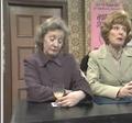 Corrie rovers toilet door 1981