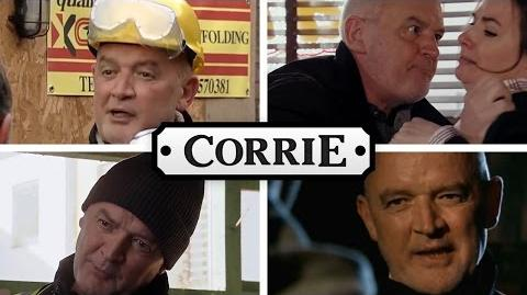 Pat Phelan's Best Moments - Coronation Street