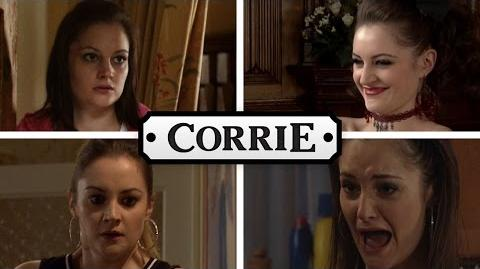 Kylie Platt's Best Moments - Coronation Street