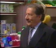 Corrie ravi in shop 1999