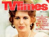 TV Times coverage in the 1980s