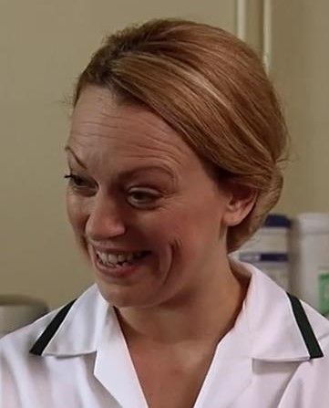 Clinic Nurse (Helen Longworth)