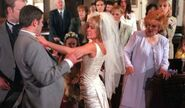 Sharon and Ian's wedding