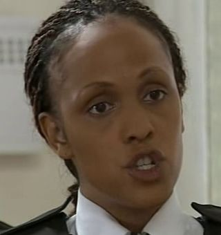Police Officer (Angela Murray)
