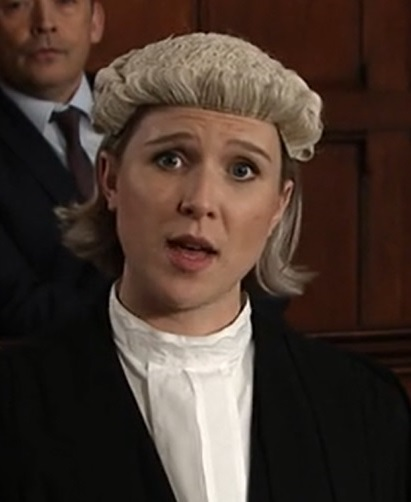 Prosecution Barrister (Episode 9687)