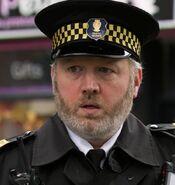 Fergus Dunford Traffic Warden