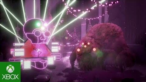 The Artful Escape on Xbox One - 4K Trailer